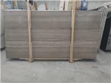 Coffee Wood Grain Marble Chinese Brown Slabs