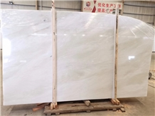 Bianco Milan Marble Slab and Tiles for Project