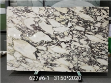 Calacatta Viola Marble Slab and Tiles for Project
