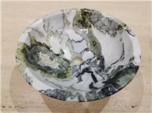 Cold Jade Marble for Wash Basin