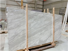 Volakas Haemus Marble Slab and Tiles for Project