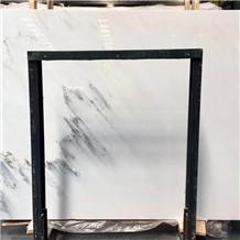 China Ink White Marble with Black Veins for Wall