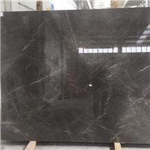 Dark Emotion Grey Marble Tiles for Interior Design