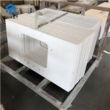 Factory Direct Sell Snow White Quartz Countertop