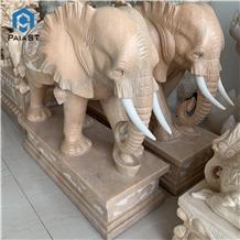 Hand Carving Granite Garden Stone Animal Sculpture