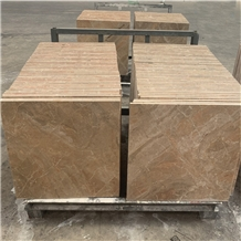 Italy Breccia Oniciata Marble Slab for Villa Decor