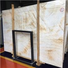 Lemon Onyx Marble Slab for Floor Tile and Wall