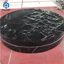 Luxury 3d Marble Carving Cnc Panel for Hotel Lobby