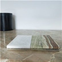 Onyx Composite Honeycomb Panel Wall Tiles