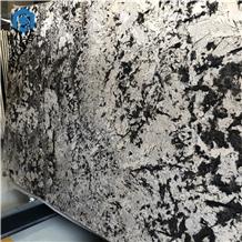 Snow Forest Brazil Granite Tile for Countertop