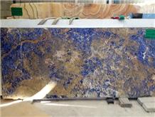 Lapis Lazuli Stone Slabs