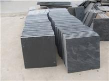 Cheap Black Riven Slate Tiles Paving Stone