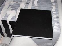 Chinese High Quality Mongolian Black Granite Tiles