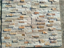 Rusty Slate Cement Culture Stone for Wall Cladding