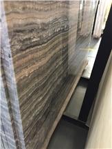 Natural Polished Grey Onyx Tiles & Slabs
