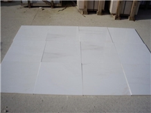 Thassos Marble Poloished Slabs Tiles, Greece White