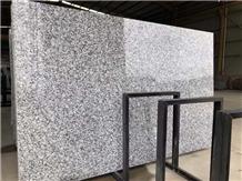 Sea Wave Spray White Granite Slabs