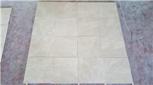 Crema Uno Beige Marble Tile,Burdur Cream Marble