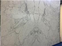 Artificial Statuario Stone Slabs