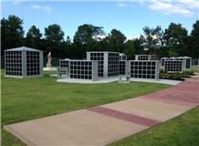 Mausoleum Columbarium Family Vault Crypts Cemetery