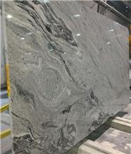 Viscon White Granite ,Viscount White Granite Slab