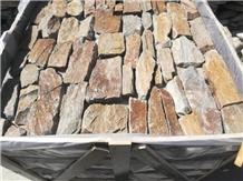 Beautiful Beige/Tan Slate Cultured Stone Veneer