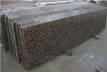 Brown China Granite Countertop ,Vanity Top