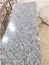 New Sea Wave Spray White Granite Countertop