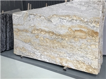 Silver River Gold Prefabricated Countertop Island
