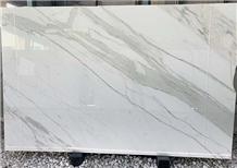 Calacatta Marble Slabs,Italy White Marble