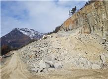 Dorato Valmalenco Gneiss Block, Italy Grey Gneiss Blocks