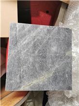 Atlantic Lava Sky Blue Grey Granite Tile Slab