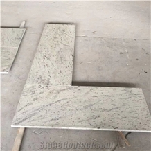 Andromeda White Granite Countertops Kitchen Top