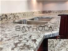 Bianco Antico Granite Countertops,Kitchen Top