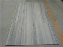 Blue Wooden Marble for Big Slab Flooring Tile