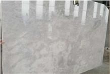 China Guangxi Milan Cloudy Impression Gray Marble