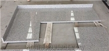 China Shandong White Pearl Granite Countertop