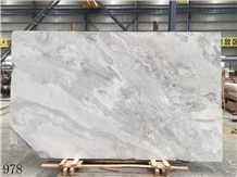 China Yabo Grey Marble Slab Wall Floor Tiles