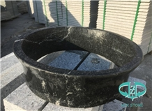 Chinese Snow Grey Granite for Decorations