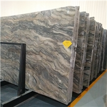 Fusion Light Blue Quartzite Slabs