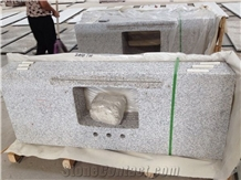 G655 White, Granite Kitchen Countertops, Worktops