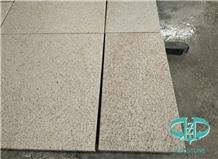 G682 Beige Granite Flooring Tile, Walling Tiles