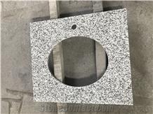 New G439 Granite,White Granite Bathroom Top