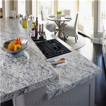 On Sale Blue Ice Granite Countertop or Island Bar