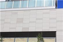 G681 China Pink Granite Walling Panel Veneer