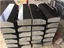 Black Galaxy Granite Kerbstones