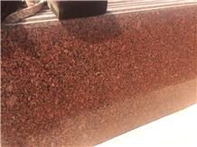 Imperial Red Granites Tiles & Slabs