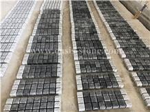 China Popular Cheap Mix Granite Cube Stone Pavers