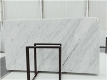 Carrara White Marble Slabs