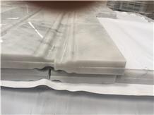 Italy Bianco Carrara White,Cremo Delicato Moulding